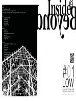 Inside & Beyond - #01 Low Bold Approaches Measured Architecture.