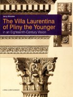 The Villa Laurentina of Pliny the Younger in an 18th Century Vision.