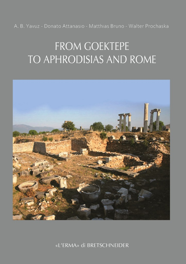 White, Black and Two-Toned Goektepe Marble: To Aphrodisias and Rome