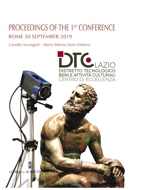 Proceedings of the 1st Conference DTC Lazio-Centre of Excellence (Lazio Technological District for Cultural Heritage)