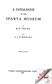 Catalogue of the Sparta Museum (A).