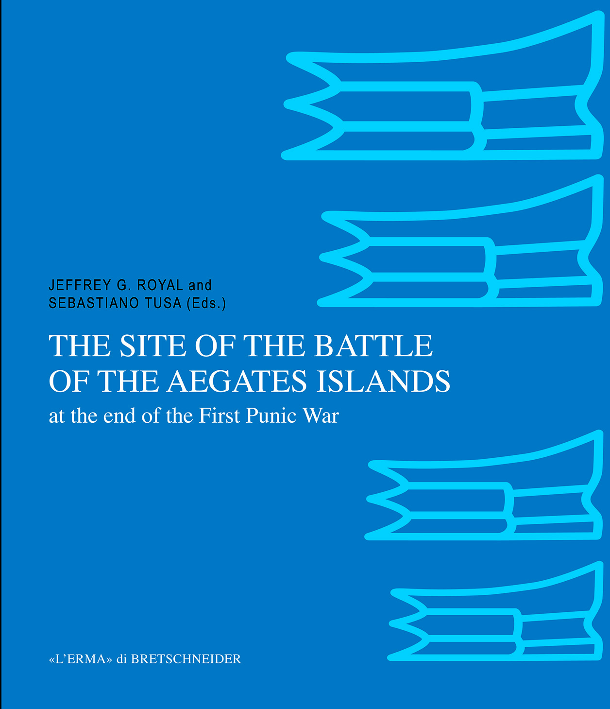 The Site of the Battle of the Aegates Islands at the end of the First Punic War